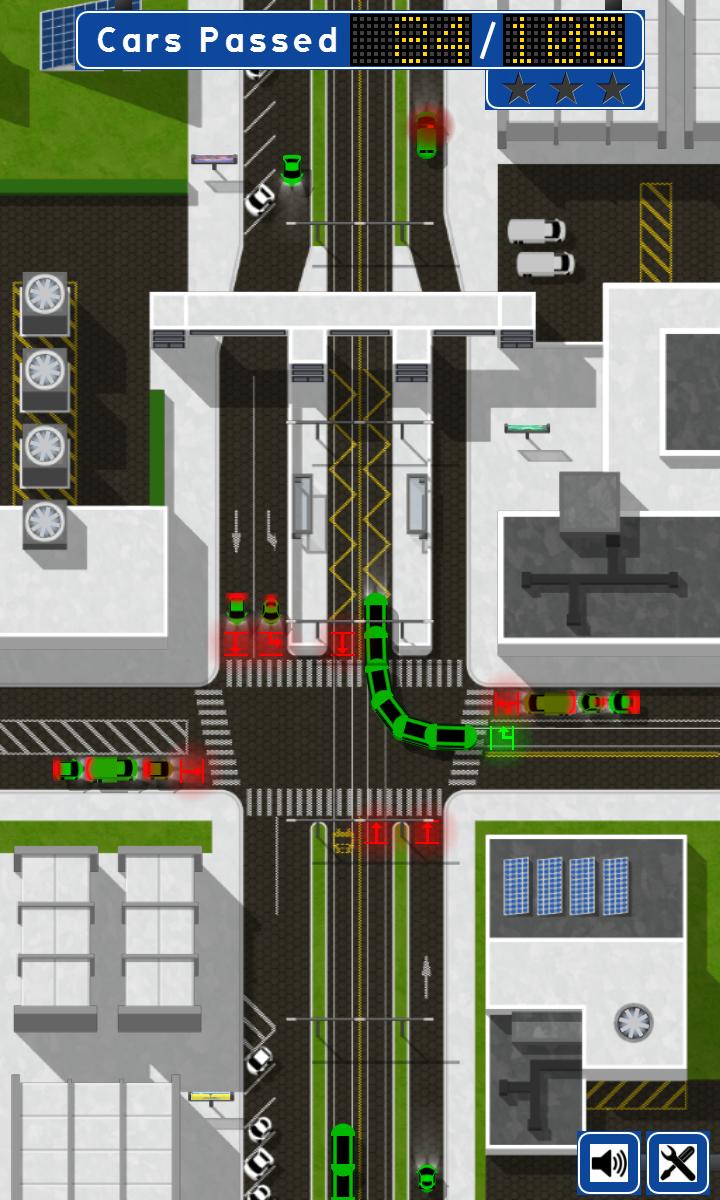 Traffic Lanes 1